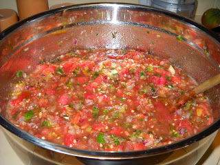 salsa recipes, fresh salsa