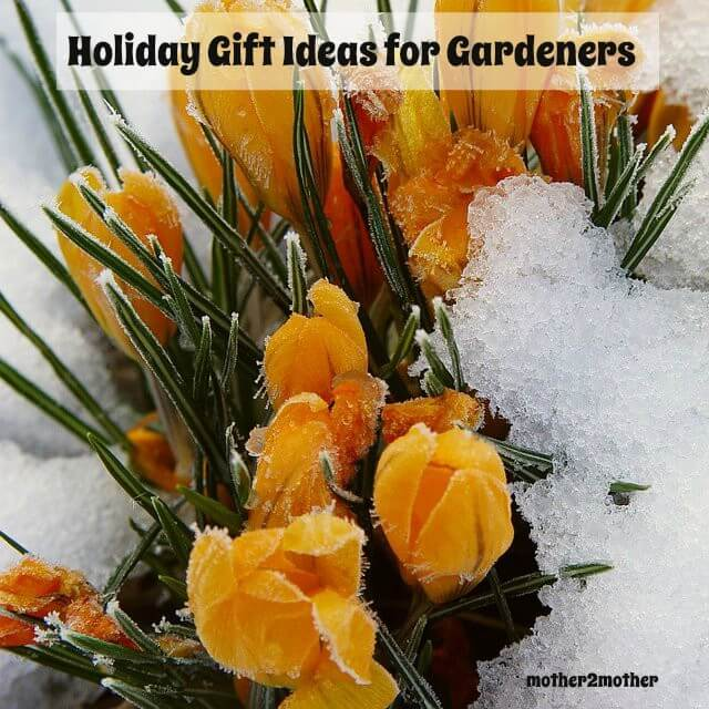 gardener gift ideas, holiday gifts, gardener gift ideas