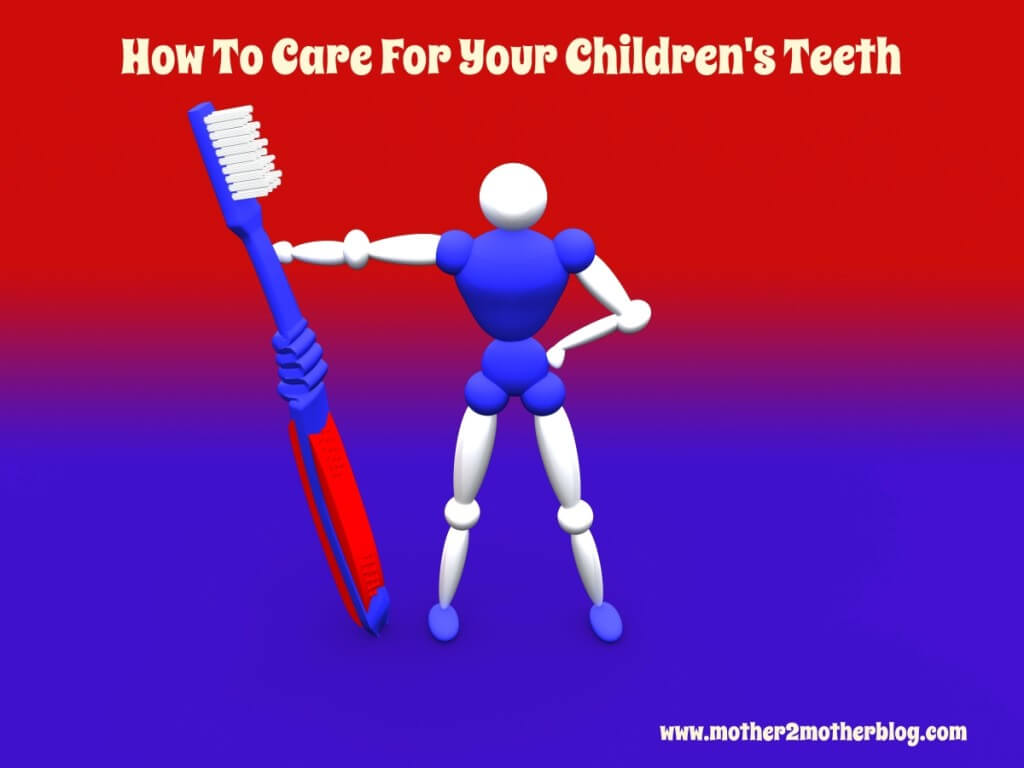 children's teeth, children's dental care