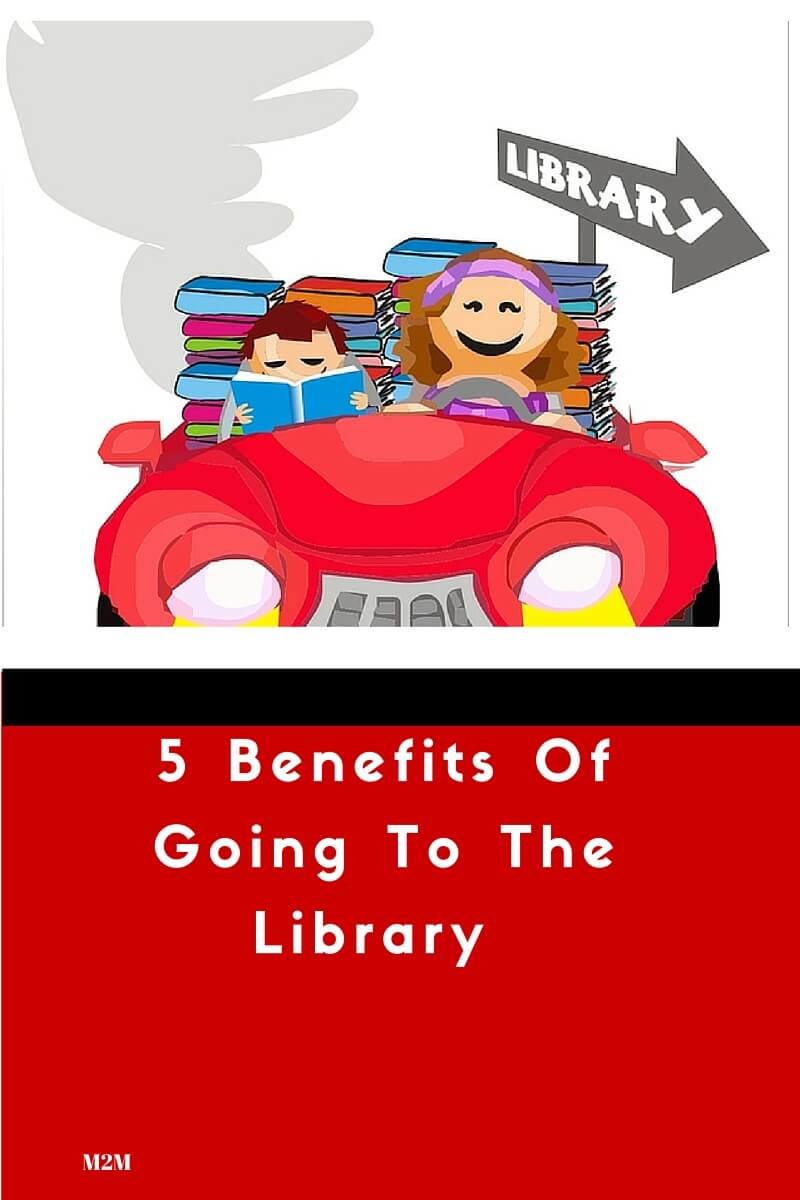 benefits of the library