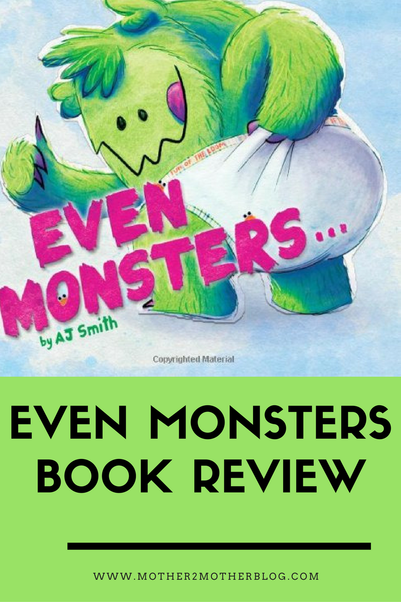 Review for Even Monsters Book