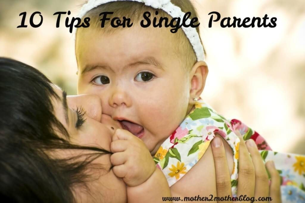 parenting tips, single parenting