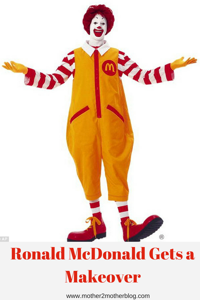 pictures of ronald mcdonald