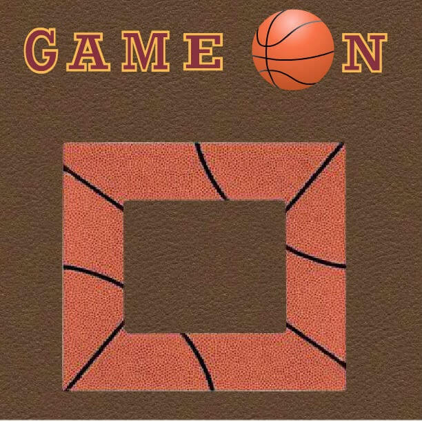 Printable Basketball Scrapbook Pages mother2motherblog
