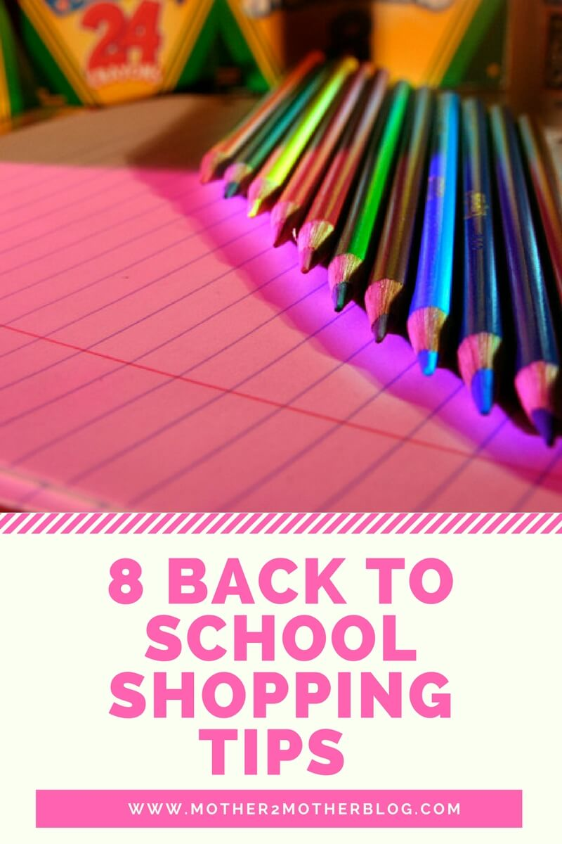 back to school tips, back to school shopping tips