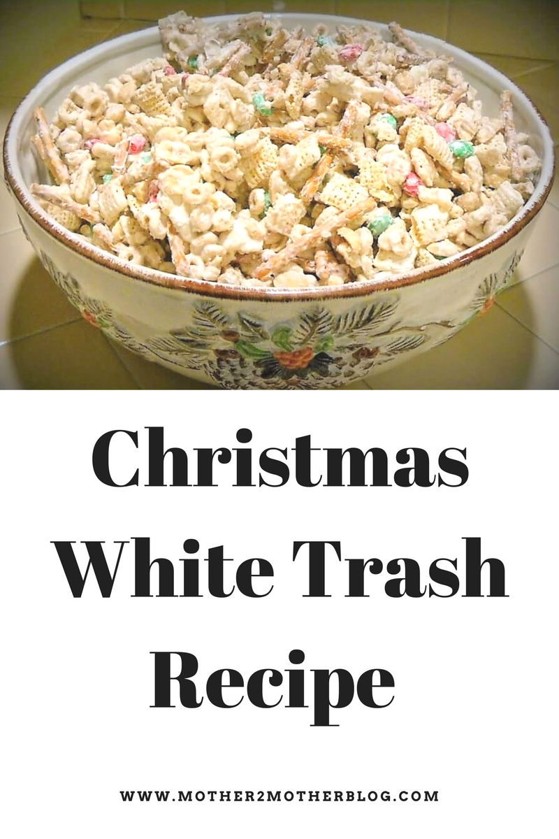 White Trash Recipe