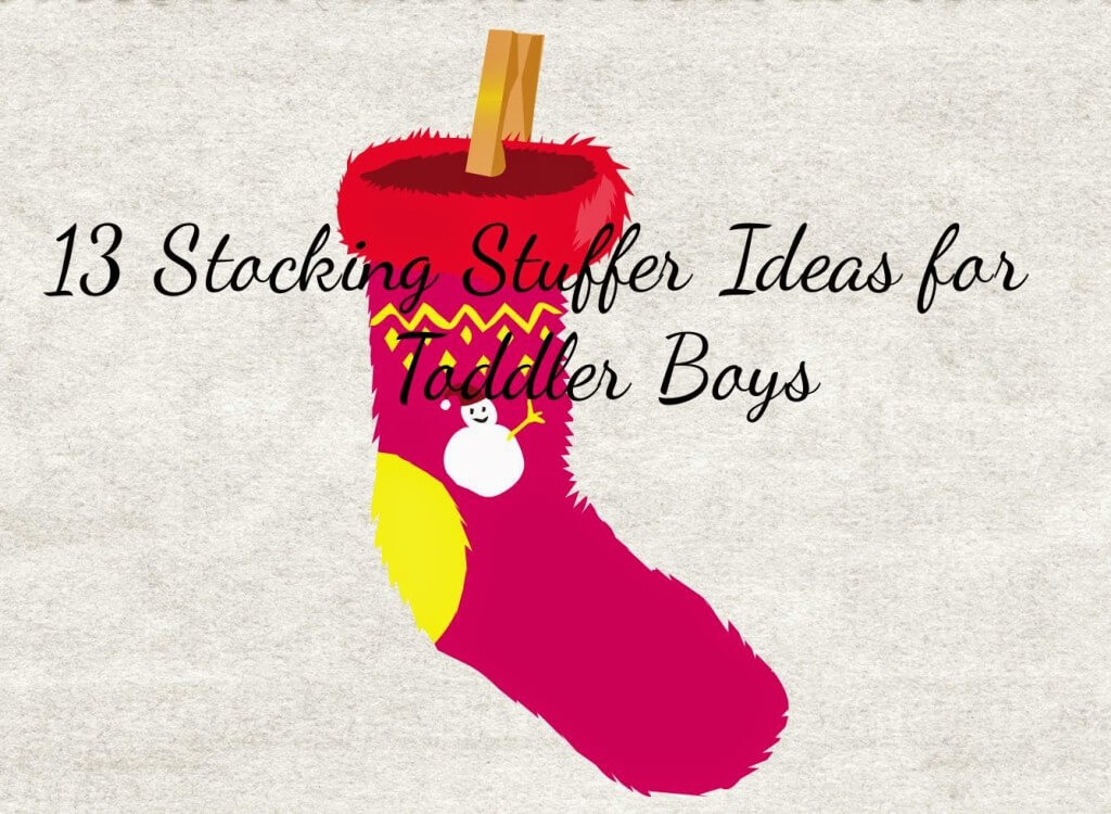 boy's stocking stuffer ideas