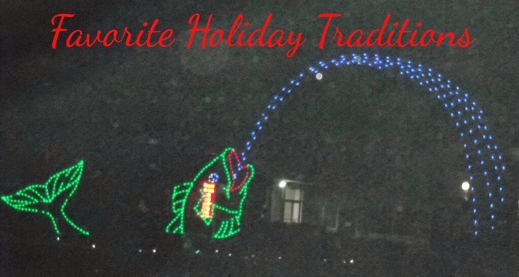 holiday traditions, holiday family fun