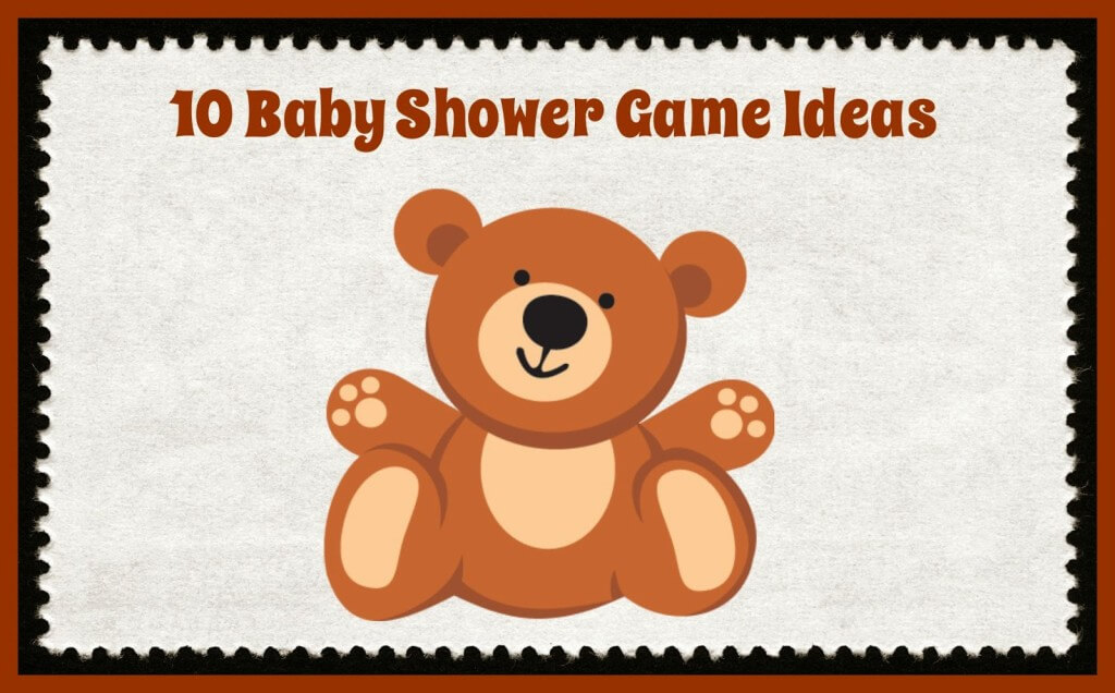 baby showers, games ideas, best baby shower games