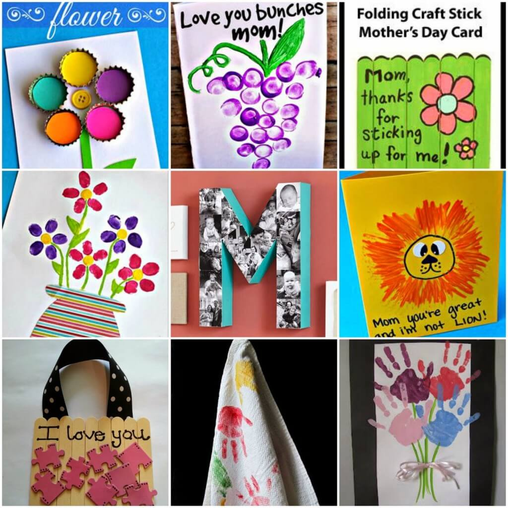 Kid 39 s activities archives mother2motherblog for Mothers day craft ideas kids