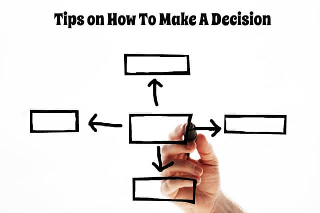 decision making skills, organization skills, self-improvement tips