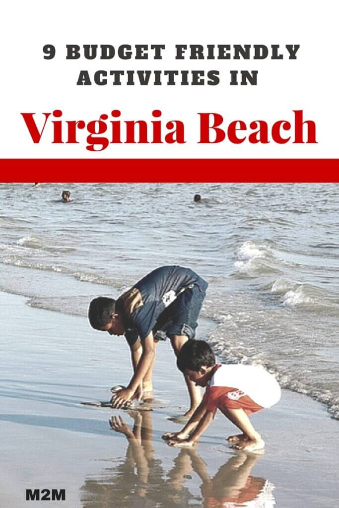 beach activities, Virginia Beach, vacation ideas