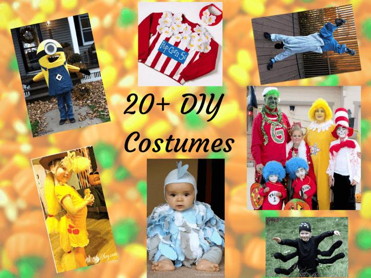 Halloween, Halloween costumes