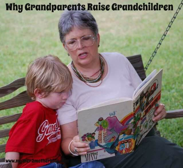 grandparents, grandchildren, parenting