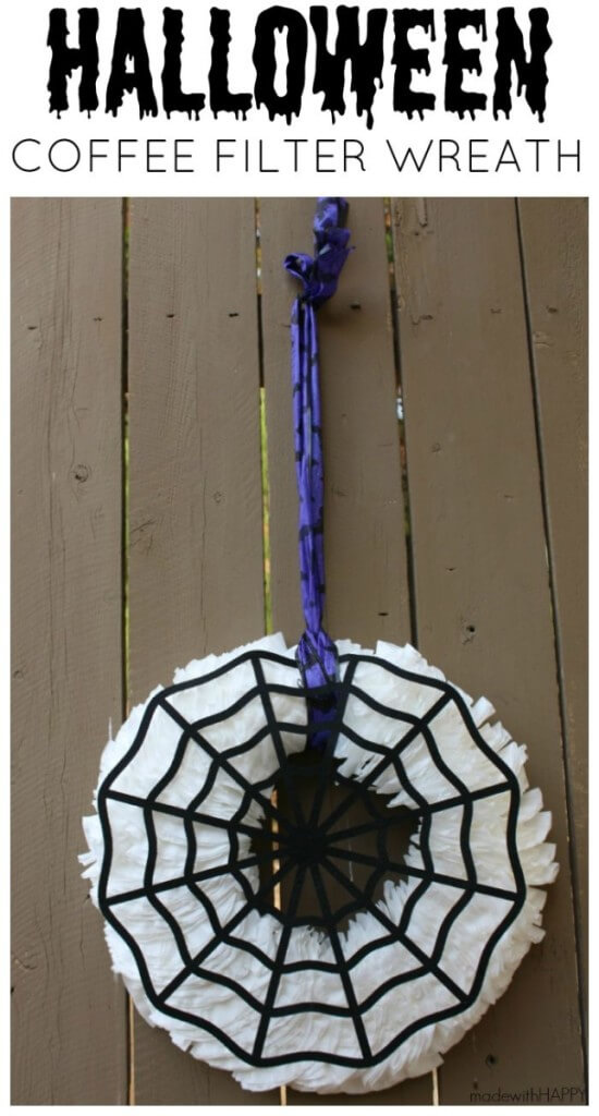 Image-halloween-coffee-filter-wreath