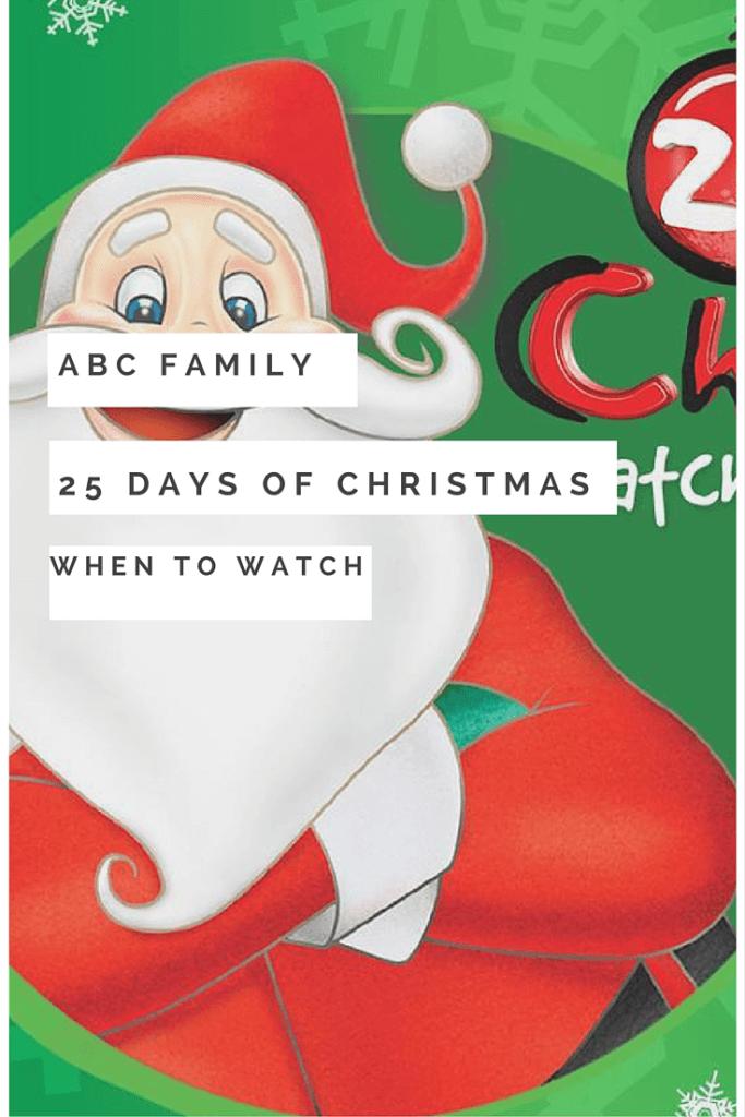 Christmas movies, holiday movies