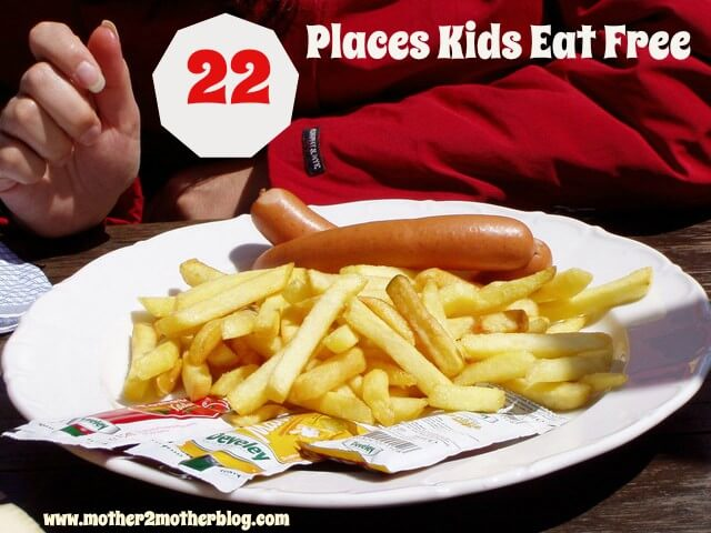 places kids eat free