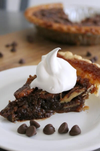 desserts, whiskey, pecan pie, chocolate pie,