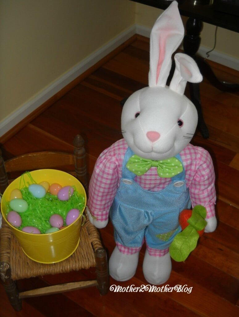 Easter Bunny, Easter decorating ideas