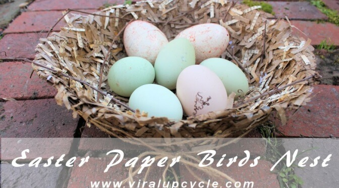 kids crafts, spring craft ideas, birds nest ideas