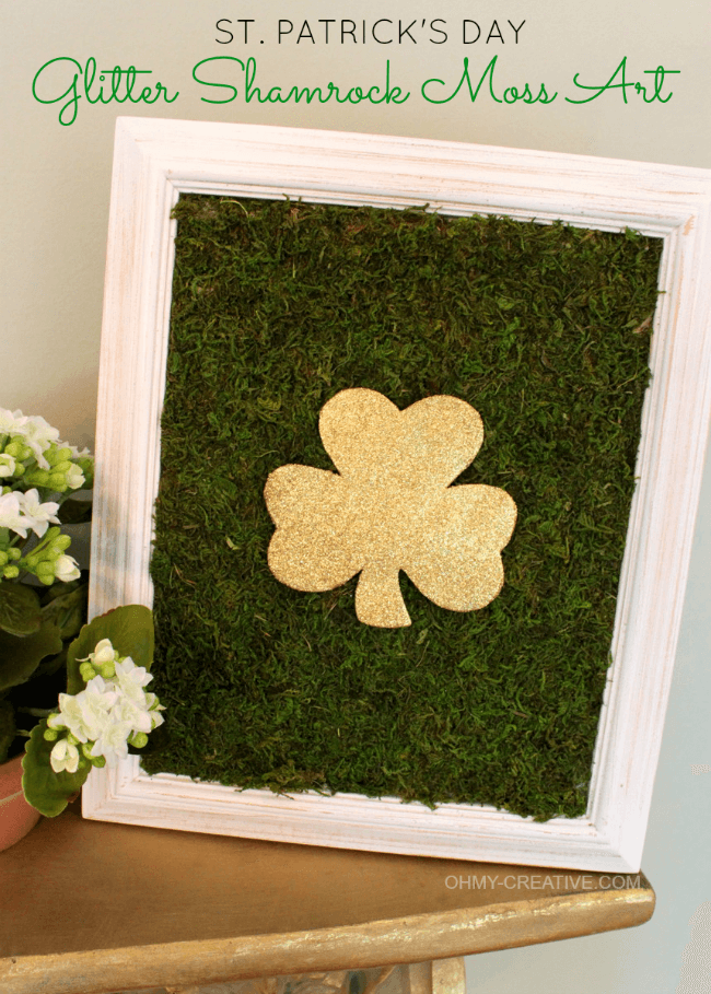 shamrock ideas, Saint Patrick's Day ideas,