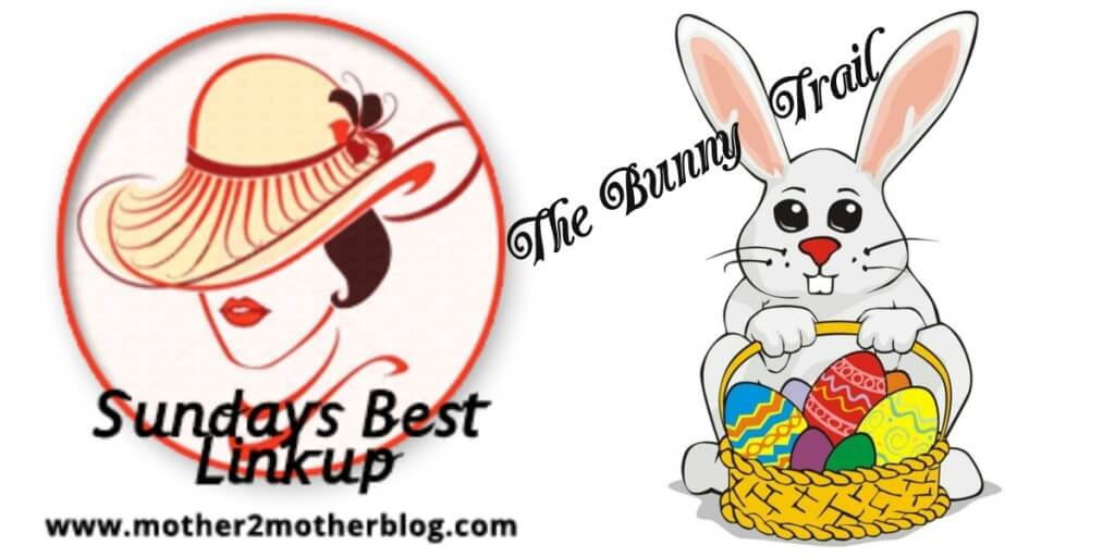 Easter, blog party, linky,