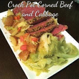 crockpot recipes, Irish meals, corned beef recipes, cabbage recipes