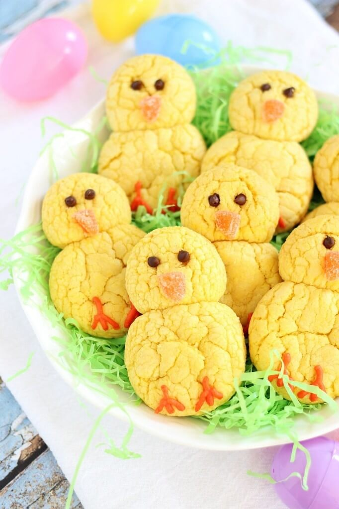 Easter cookies, Easter treat ideas, Easter desserts