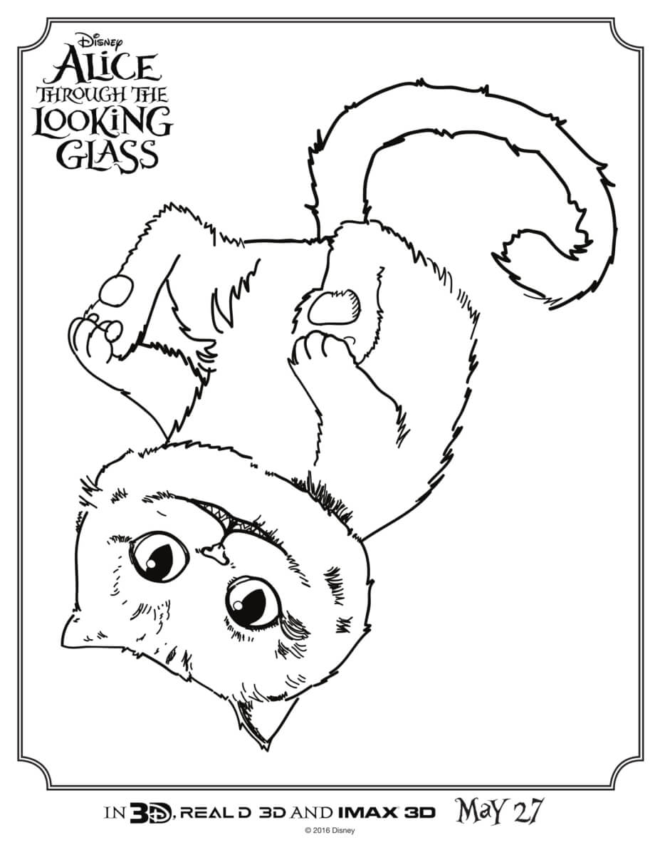 AliceThroughTheLookingGlass-Coloring-Pages5