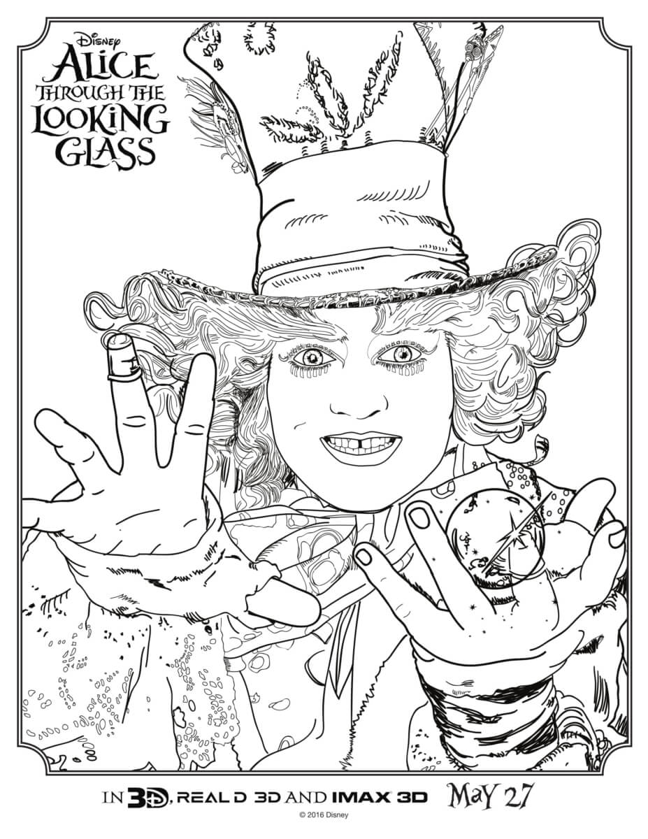 Image-AliceThroughTheLookingGlass-Coloring-Pages2