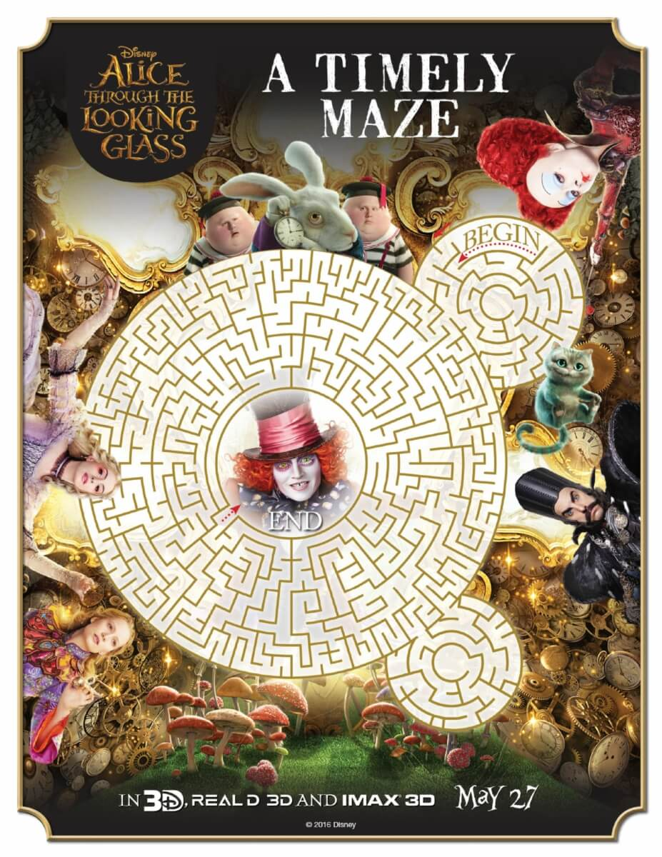 Image-AliceThroughTheLookingGlass-Maze -1
