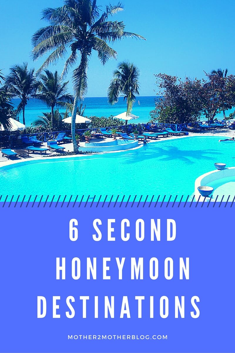 6 second honeymoon destinations mother2motherblog for Best caribbean honeymoon locations