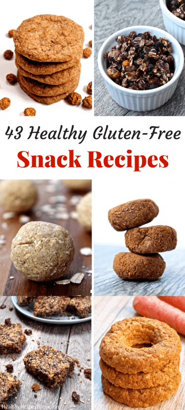 gluten free, healthy snack recipes, snack ideas
