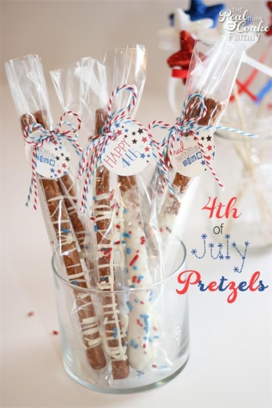 patriotic recipes, 4th of July recipes