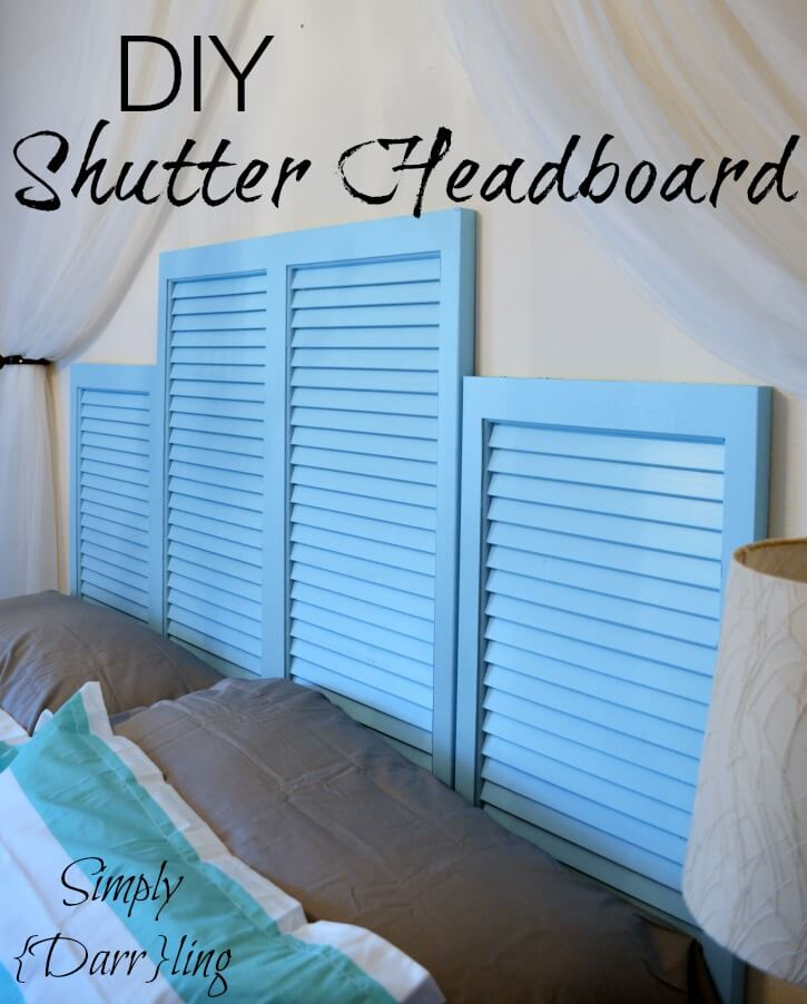 DIY ideas, headboard ideas, Upcycle ideas