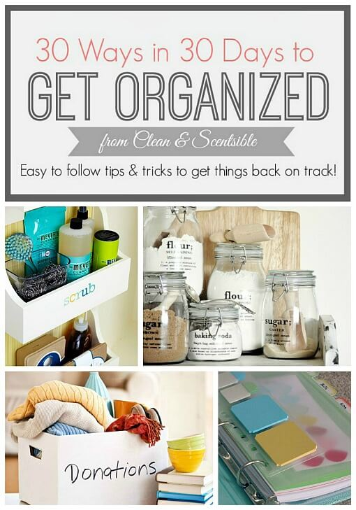 organization tips, organizational tips