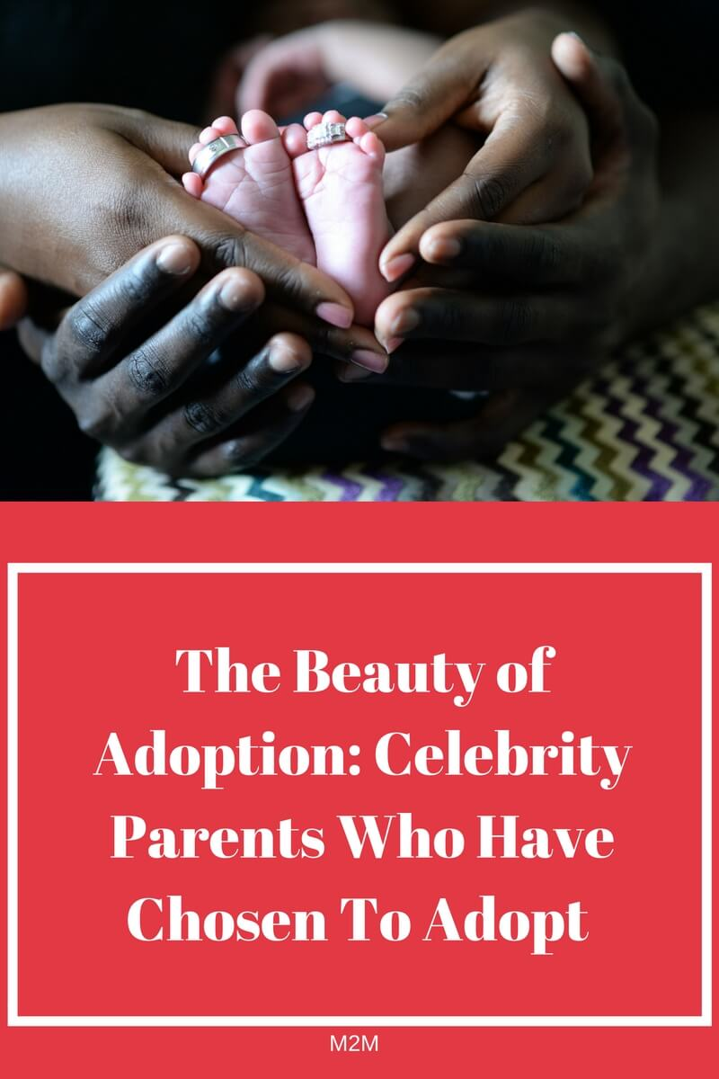 parenting, adopting, celebrities