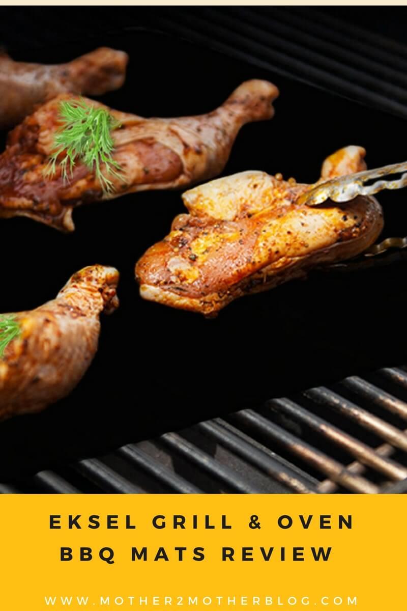 BBQ tips, grill mats