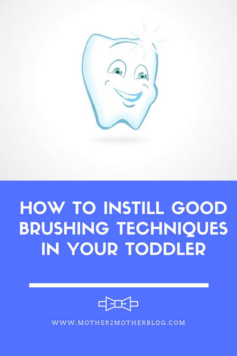 tips for brushing toddler's teeth