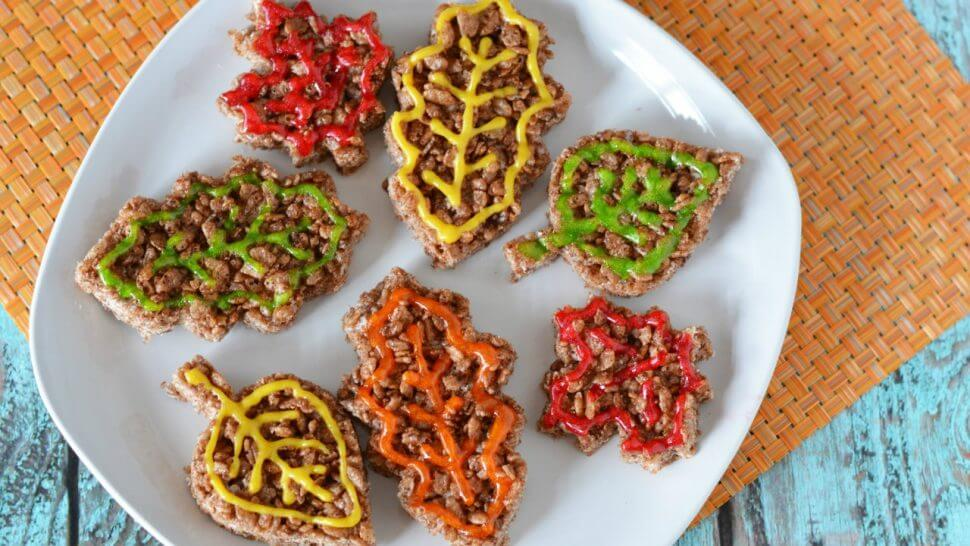after school snacks, fall snack ideas