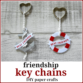 DIY, friendship gifts,
