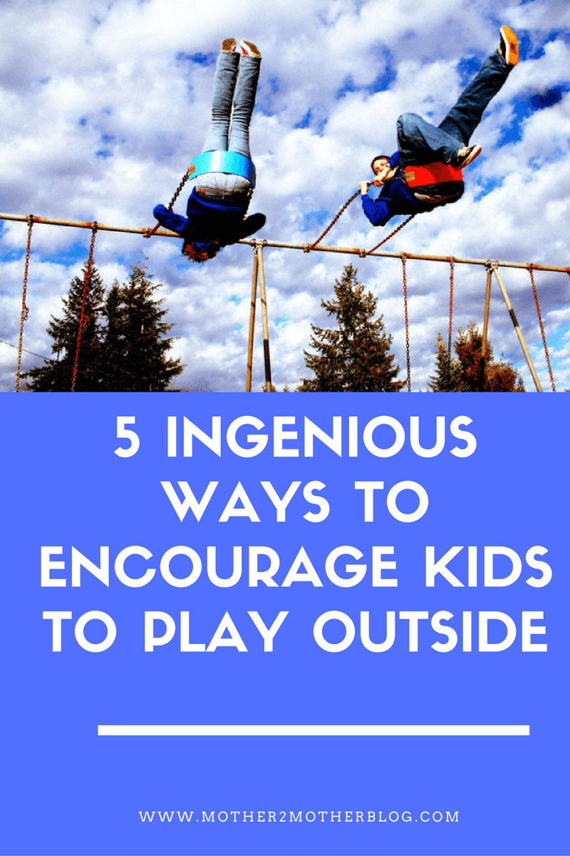 outside activities for kids,