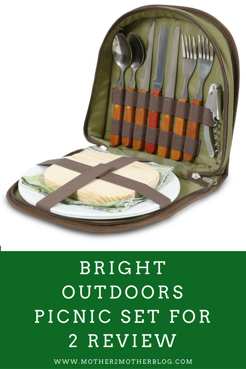 Bright Outdoors Picnic Set Review