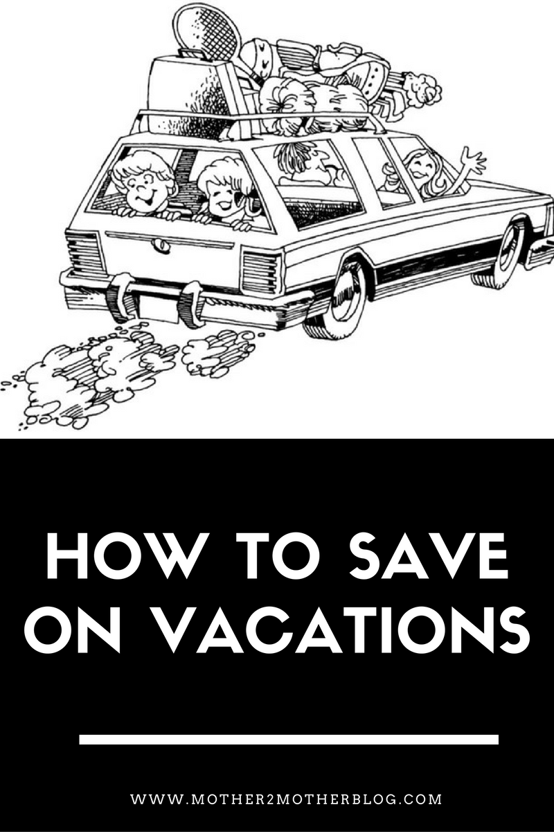 money saving tips on vacatins