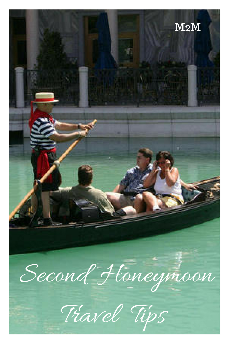 tips for a second honeymoon