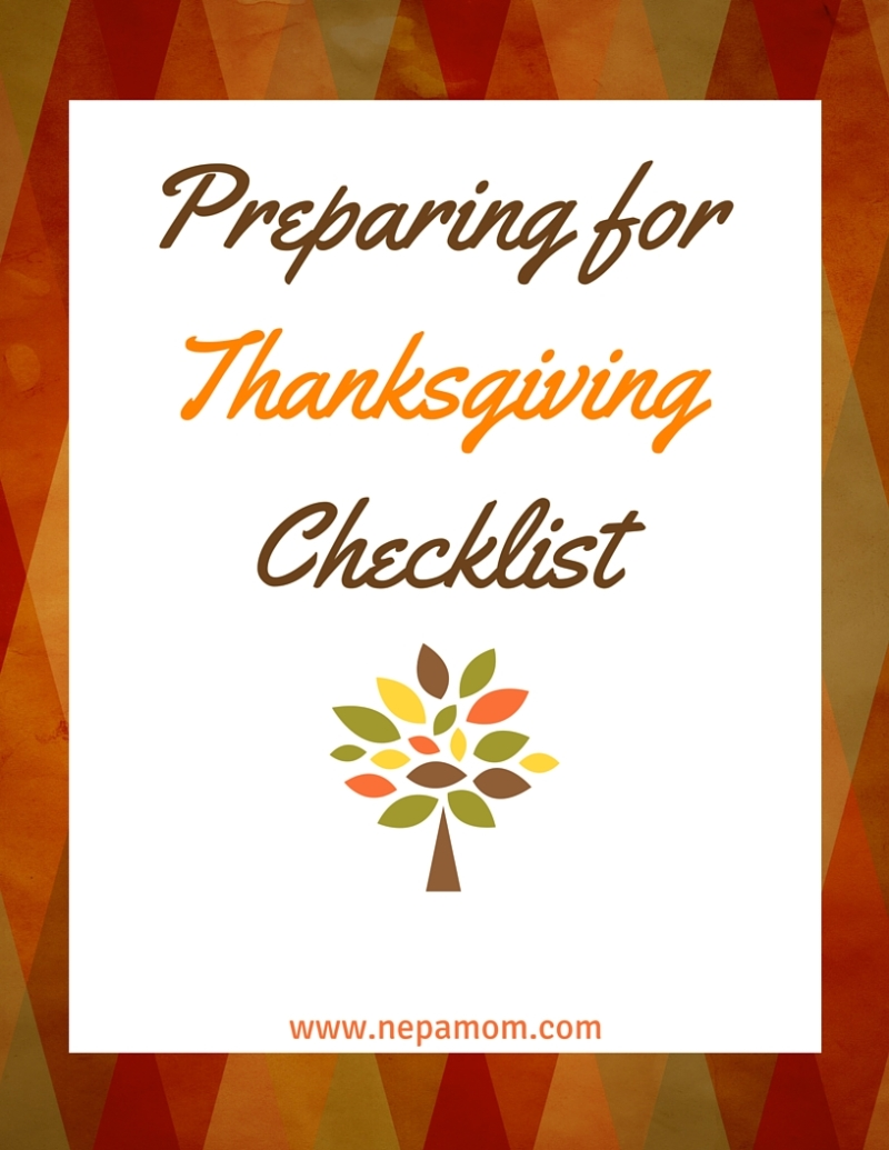 Tips on how to prepare for Thanksgiving dinner