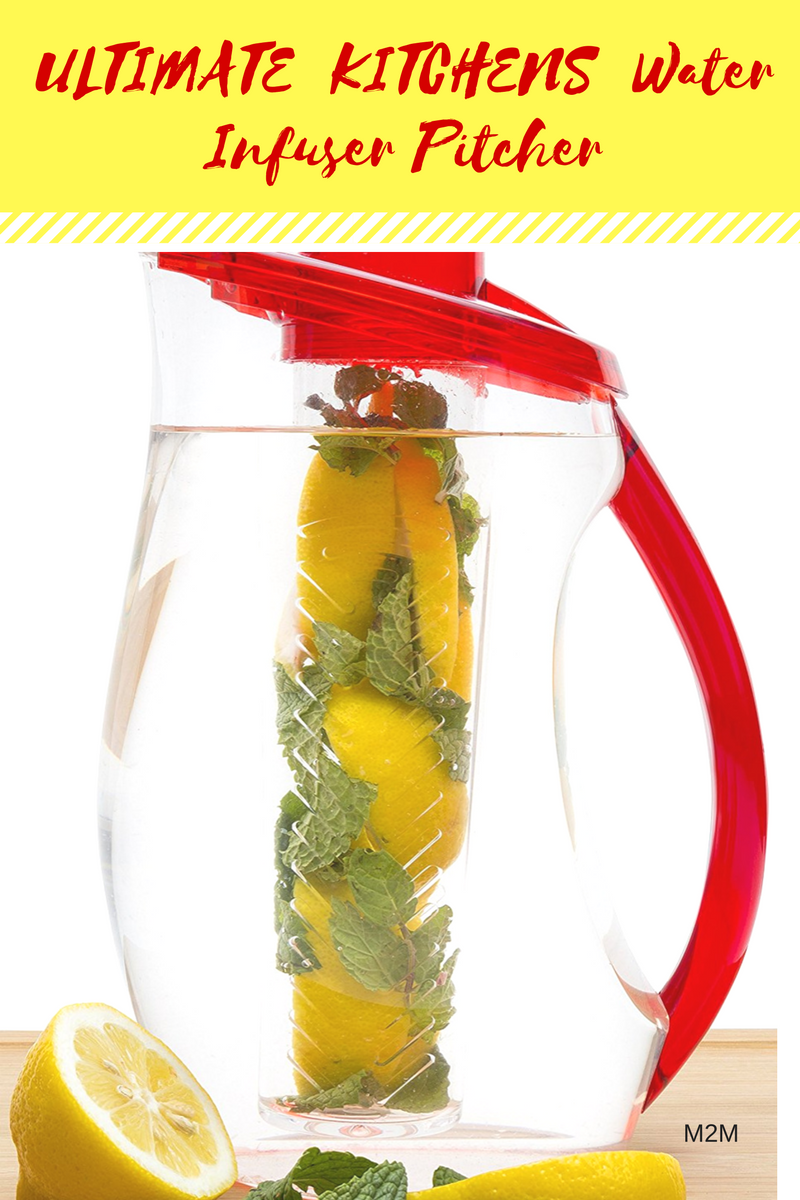 water pitcher infuser review