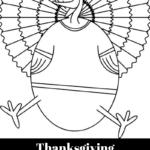 Thanksgiving Kindergarten Activities