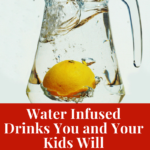 water infused drinks