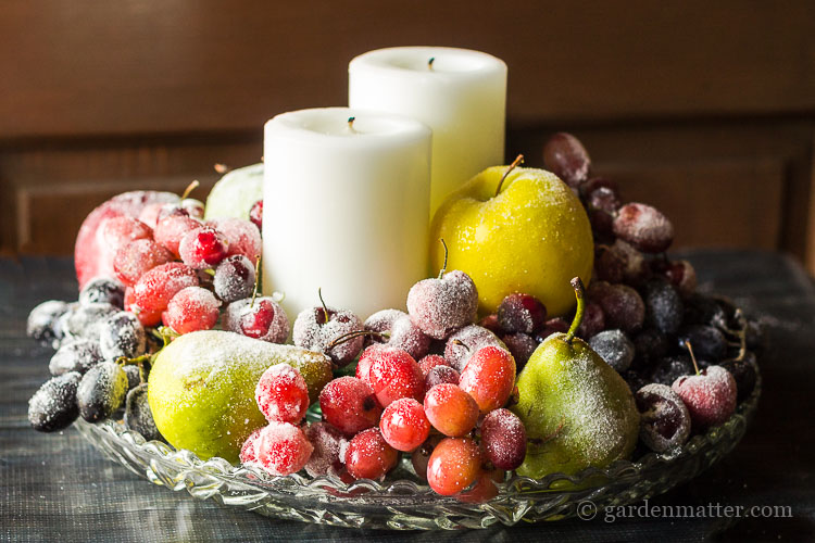 Christmas Center Piece Ideas